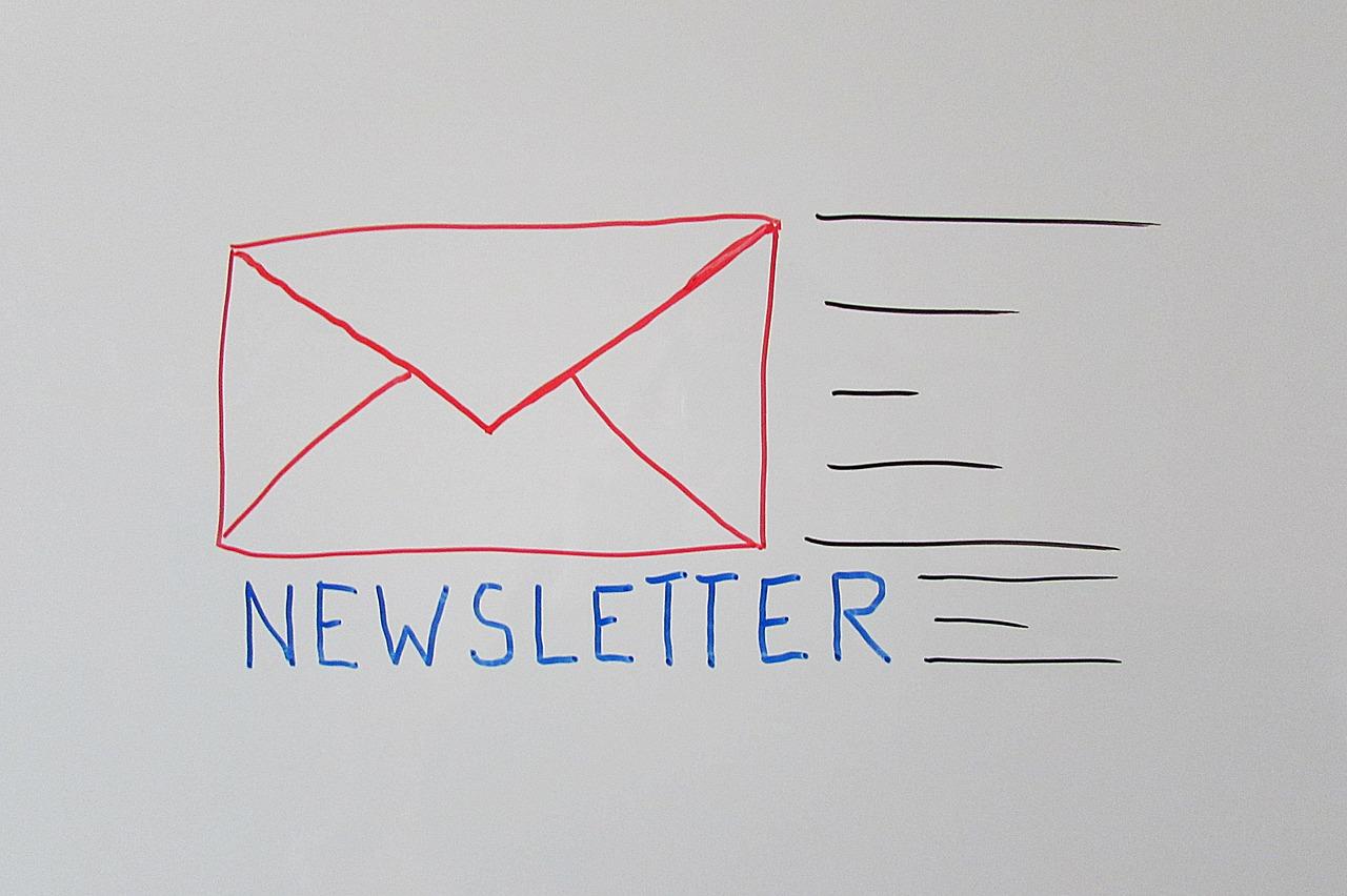 newsletter-528456_1280